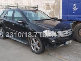 MERCEDES BENZ 320 ML CDI PENHORADO